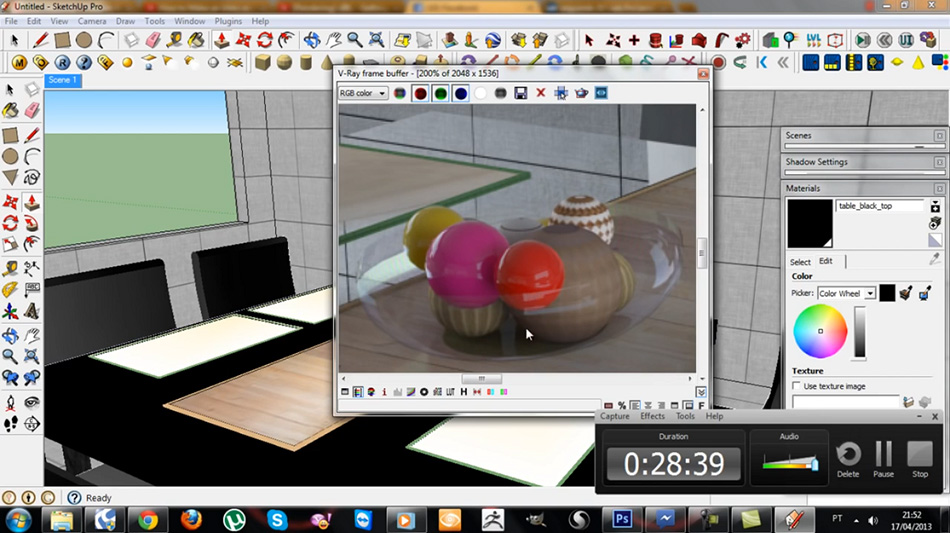 How To Make Realistic Render On Sketchup V-ray-1_2015107194450